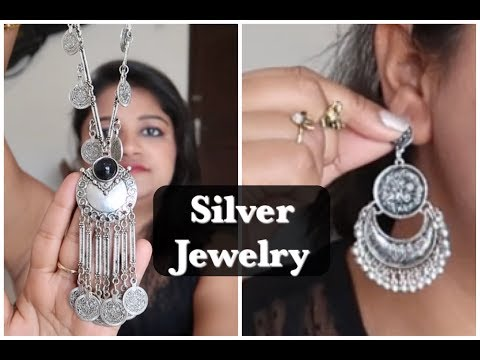 Where to Buy Affordable silverJewelry / My selective jewelry Collection