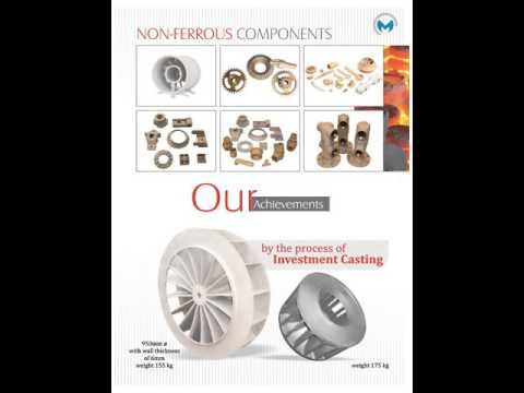 Meena Cast   Best Investment Casting Foundry in India