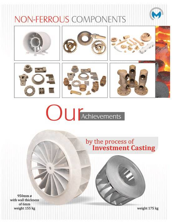Meena Cast | Best Investment Casting Foundry in India