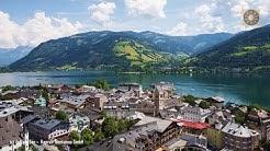 """ZELL AM SEE - KAPRUN """"Der Zeller See und die Schmittenhöhe im Sommer"""" SALZBURGER LAND"""