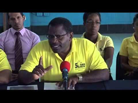 VIP Friendly Society Respond to Governor Jwala Rambarran's  Advertisement. 30,7, 2015 - Trinidad
