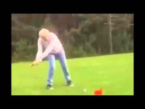 WORST GOLF SWING OF ALL TIME!