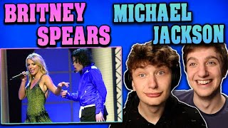 Michael Jackson & Britney Spears REACTION! | The Way You Make Me Feel - 30th Anniversary Celebration