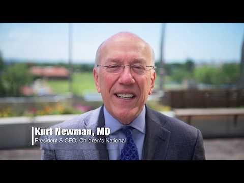 Dr. Kurt Newman Announces Children's National 2019 U.S. News And World Report Hospital Rankings