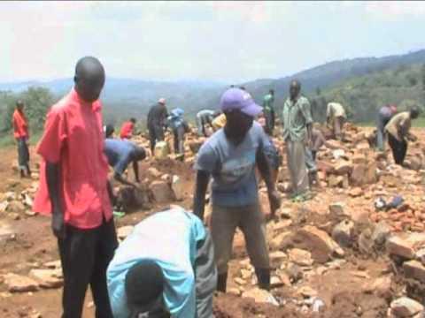 Burundi Project Video 1: March 2012