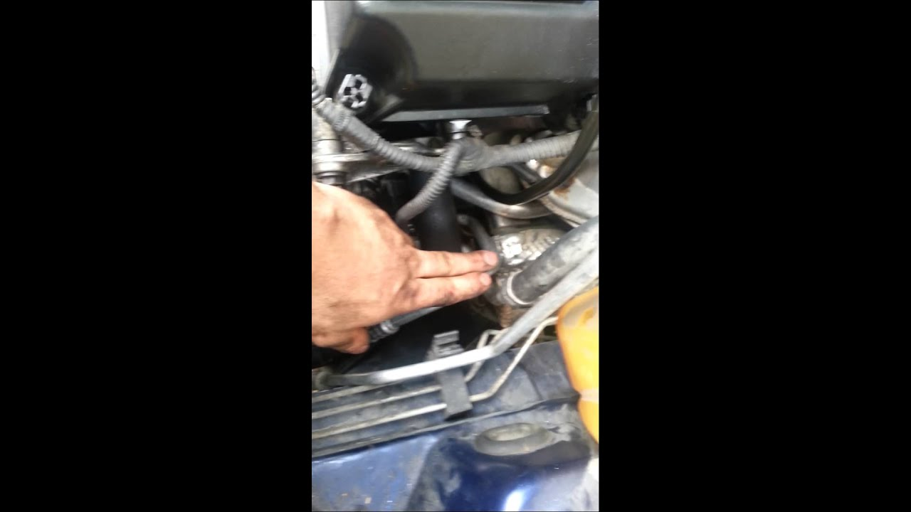 05 Chrysler 300 2 7l Thermostat Location Youtube
