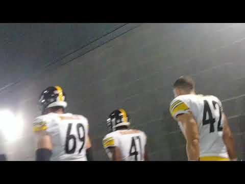 Steelers @ Giants Preseason Game 1 2017