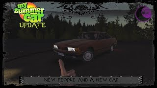 NEW PEOPLE AND A NEW CAR (Update) [] My Summer Car