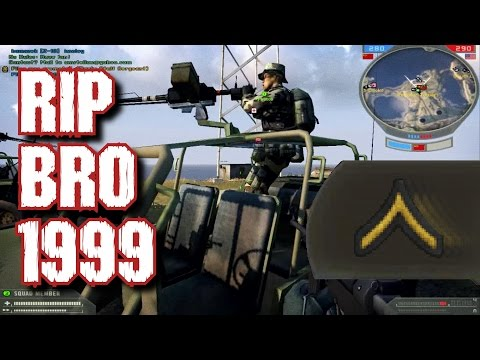 BF2 Revive - RIPbro1999 was promoted (Rank: Private First Class)