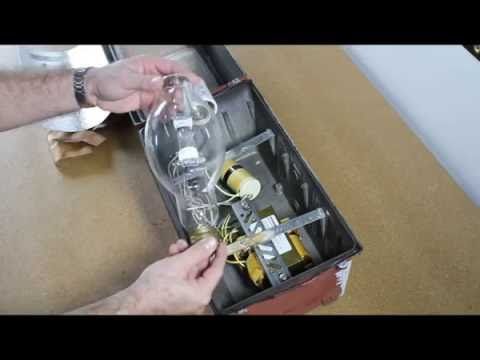 Starled Wall Pack Ballast Bypass For An E39 Led Corn Lights Youtube