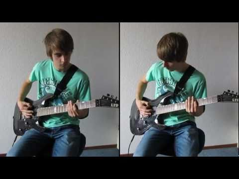 Of Mice & Men - Let Live (Guitar Cover)