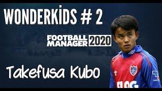 Football Manager 2019 # Takefusa Kubo 2019 - 2023 ve 2028 Yılları Profil Analizi