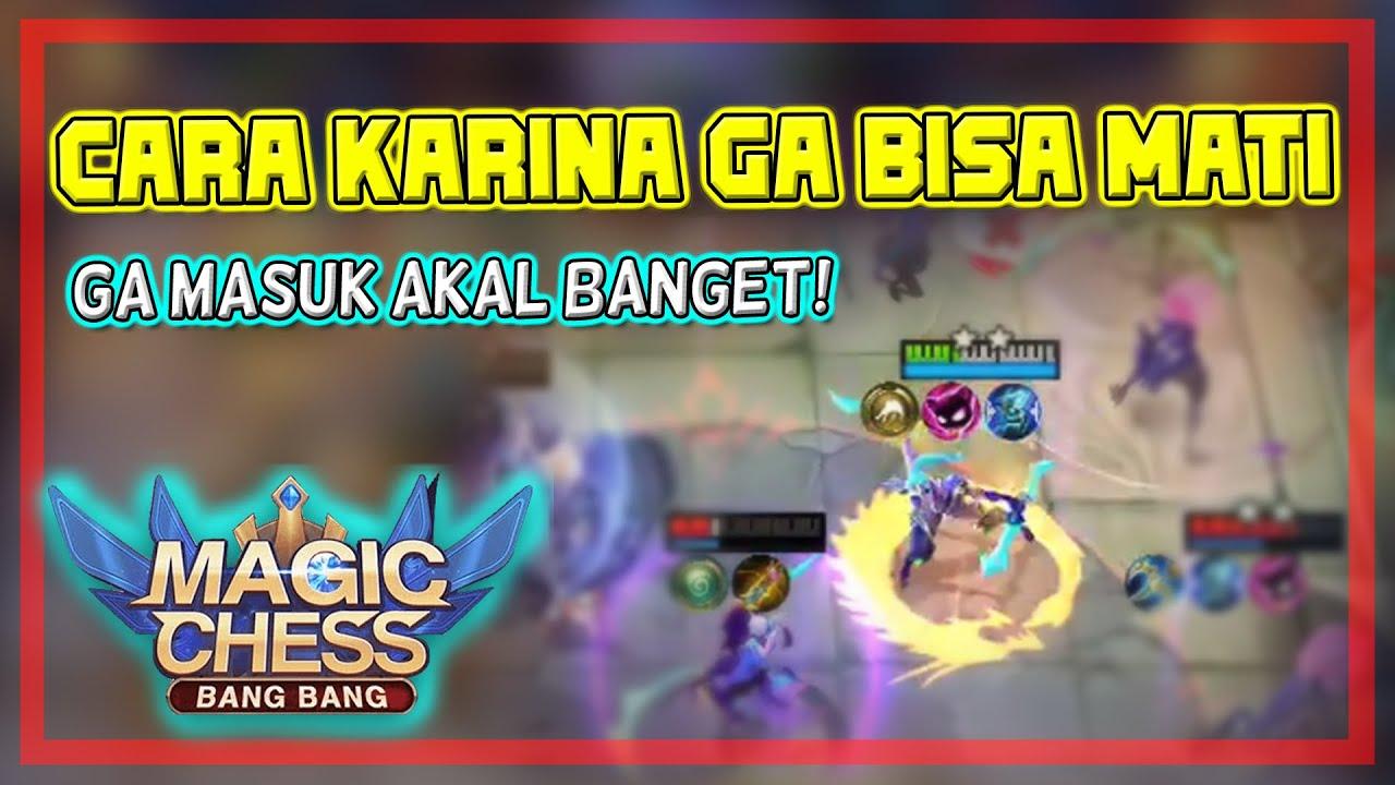Combo Rahasia Ga Mati-Mati - 100% Terbukti! Combo Terkuat Magic Chess - Mobile Legends Bang Bang