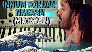 Innum Konjam Naeram MARYAN - Keyboard cover - K SQUARE.mp3