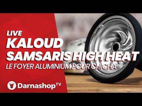 Foyer Kaloud Samsaris High Heat video