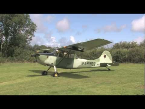 Cessna Bird Dog L19E  14 08 11