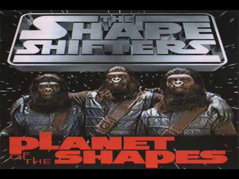 08 Silver Discs And Nasa Chimps - ShapeShifters - Planet Of The Shapes [Earthlings]