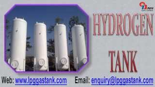 Liquefied Petroleum Gas Tank