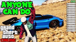 NEW GTA 5 SOLO Money Glitch For Everyone! (NO REQUIREMENT) EASY MONEY! & *FASTEST RIGHT NOW!*