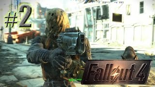 Рейдеры из соседнего городка - Fallout 4 PS4 - 2