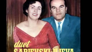 Sarievski i Ilieva Tuginata pusta da ostane 1966god