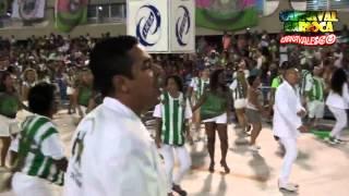 Mocidade Independente de Padre Miguel 2015 - Ensaio técnico na íntegra (18/01/2015)