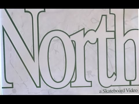 NORTH, A Skateboard Video Antisocial 2002 Canadian