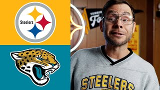 Pittsburgh Dad Reacts to Steelers vs. Jaguars - NFL Week 11