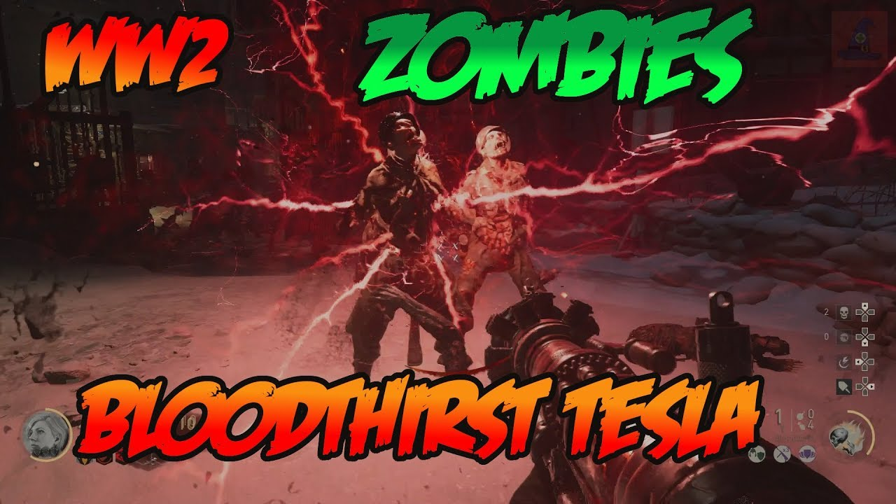 Zombie bloodthirst youtube