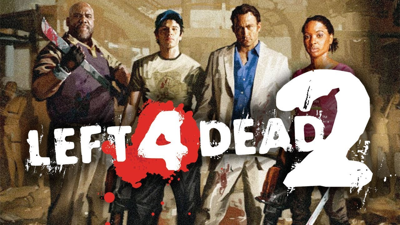 Left 4 Dead 2 PC Game Full Version