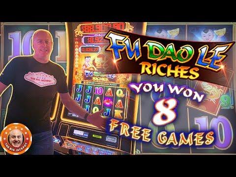 🤑MEGA JACKPOT WIN! 🤑Gettin' Rich on Fu Dao Le Riches! 🎰8 Free Games!