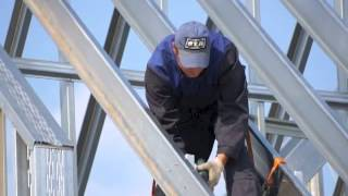 видео Эффективность легких металлоконструкций