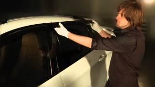 Дефлектори вікон і капота SIM інструкція