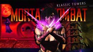 Conociendo la historia de Mileena /Torre Viviente, Mortal Kombat X