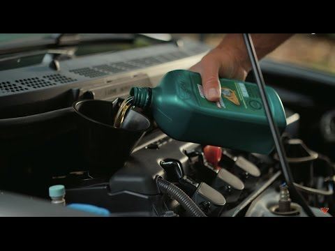 How to Choose Motor Oil (5 steps)