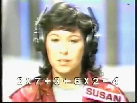 The Krypton Factor US—August 7 1981