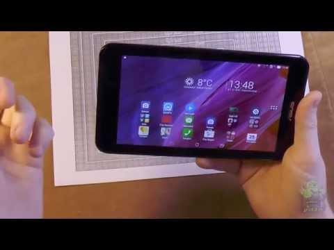 ASUS Fonepad 7 FE170CG обзор самого дешевого планшета от топового производителя