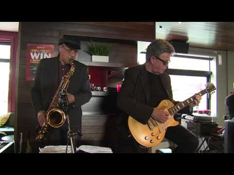 Jazz trio,Good Home Pub,New Plymouth,NZ.