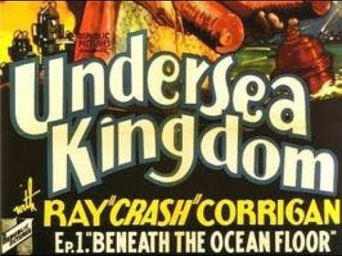 Undersea Kingdom: Chapter 9 - Death in the Air