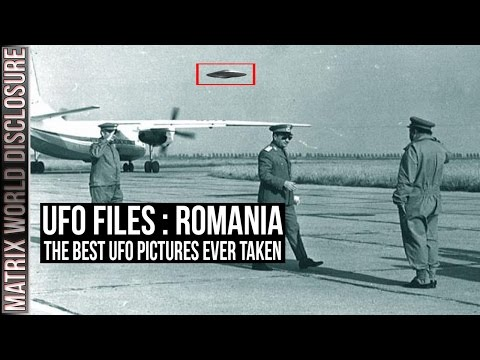 UFO ROMANIA FILES: THE BEST UFO PICTURES EVER TAKEN (2016)