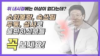 담적병 원인모를 소화불량과 속쓰림.