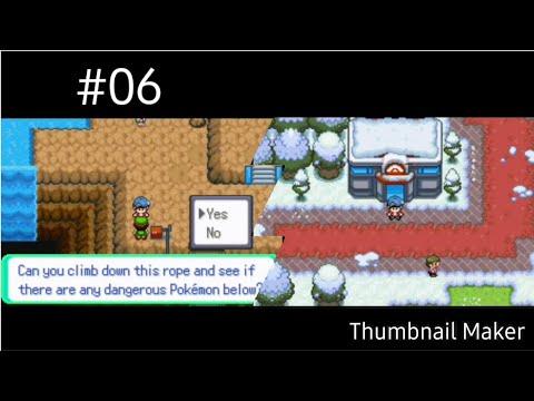 Let's Play: Pokemon Dark Fire - Part 06 - Laveria City!