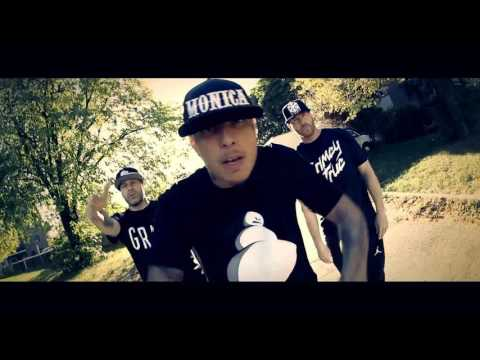 Aspects - Hip Hop Circus Ft Hussein Fatal & Punchline (Prod By Snowgoons) VIDEO