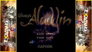 Aladdin #1 - Início, O Açougueiro Mortal