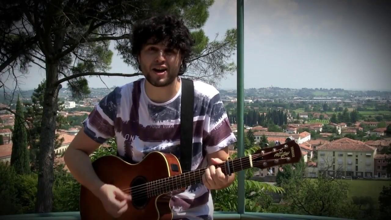 Chandelier - Sia (cover by Simone Zanetti) - YouTube