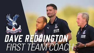 DAVE REDDINGTON | First Team Coach