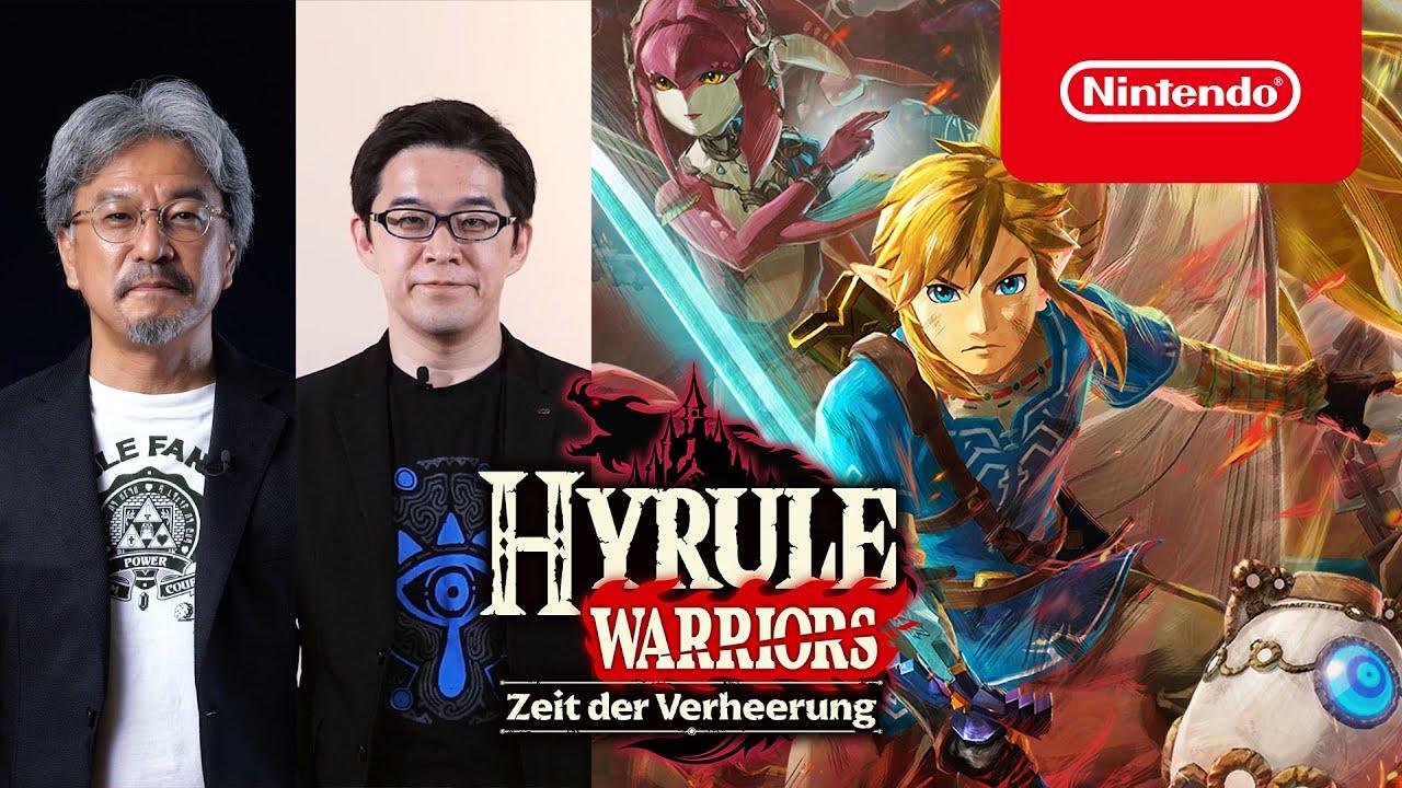Hyrule Warriors Zeit Der Verheerung Eine Geschichte Die 100 Jahre Vor Breath Of The Wild Spielt Youtube