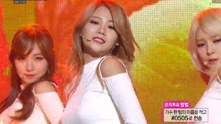 AOA - Confused, 에이오에이 - 흔들려 Music Core 20131026 thumbnail