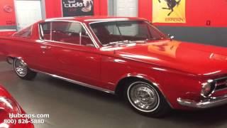 Customer Car Showcase - 1964 Plymouth Barracuda HubCaps - Hubcaps.com