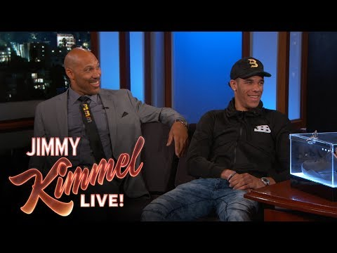 Thumbnail: Lonzo & LaVar Ball Say They Would Beat Michael Jordan